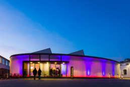 Moderne Eventlocation in Karlsruhe mit 3 verschiedenen Räumen